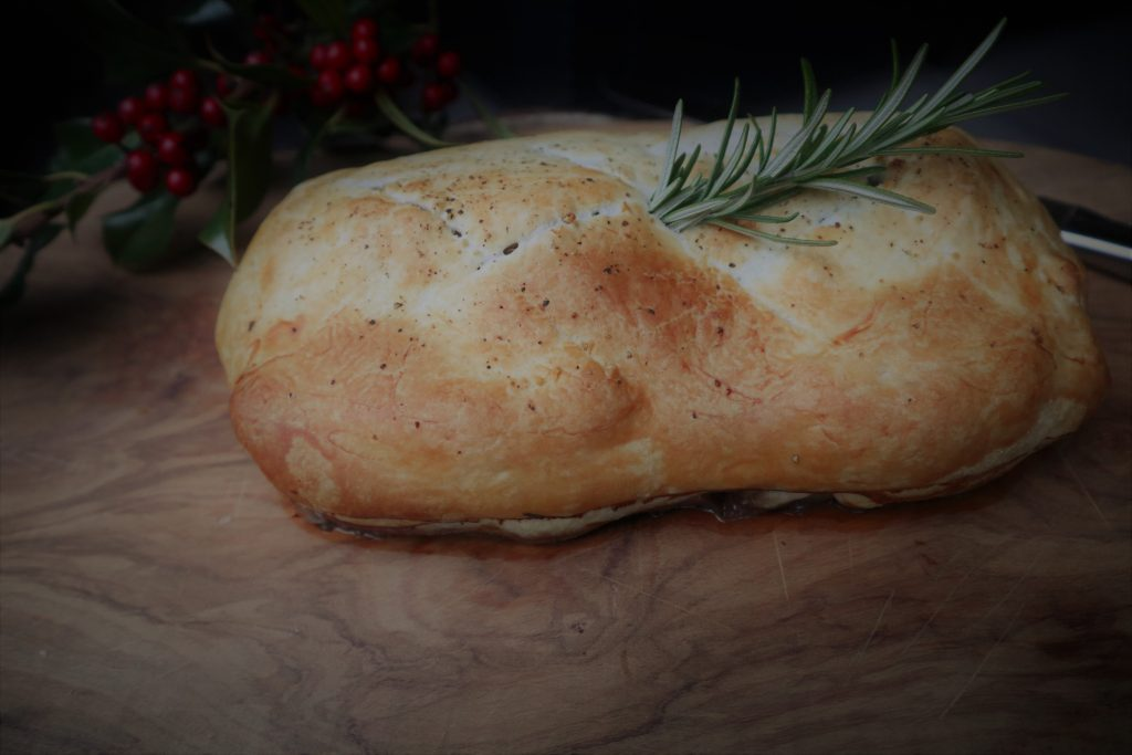 vegan, green comfort food, vegan beef wellington, vegan christmas, vegan kerst