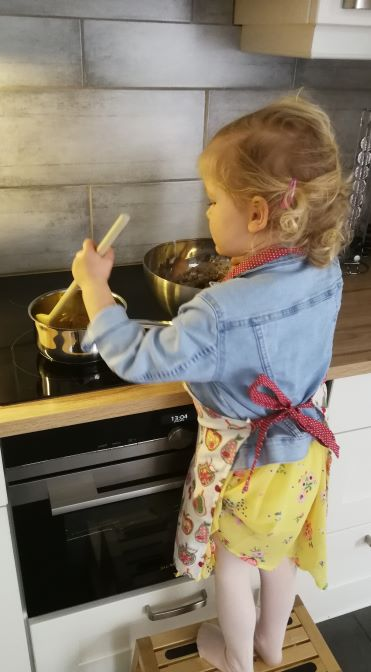 vegan, green comfort food, vegan peperkoek, vegan bakken met kinderen, vegan baking with kids