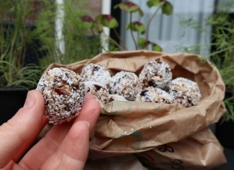 Noten Dadel Bliss Balls