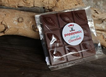 Review: Poppysmic Vegan Chocolade