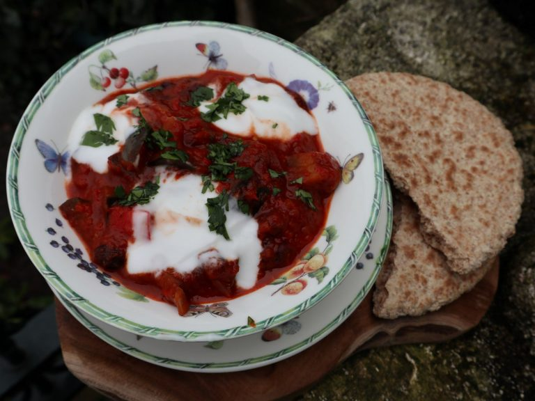 vegan, green comfort food, vegan shakshuka, vegan comfort food, vegan lunch idee